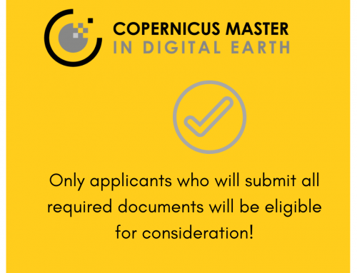Application Tip: check list for required application documents!